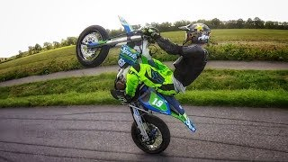 This Is My Life! BikeLife | 2k18 | Supermoto And Scooter Action | Spritschleuder | Deelow | Seakyy |