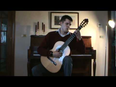 Elegie - Johann Kaspar Mertz - performed by Matthew Billie