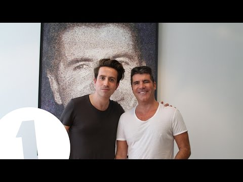 Simon Cowell gives Grimmy a tour of his office and finds a Harry Styles surprise