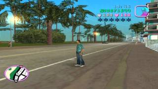Demonstration of Weather in GTA Vice City [HD]
