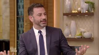 Jimmy Kimmel Got Fired from His First Job in Radio