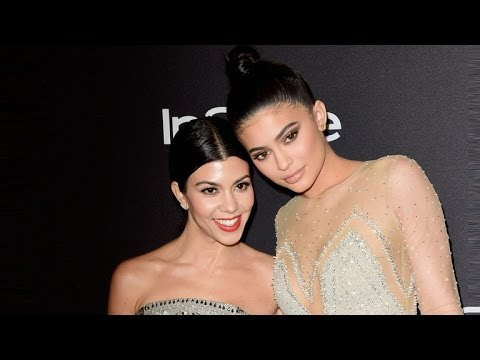 Kylie Jenner Creates a Dating Profile For Kourtney Kardashian