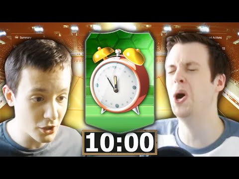 THE CLOCK STARTS NOWWWWW!!!! - FIFA 14 ULTIMATE TEAM