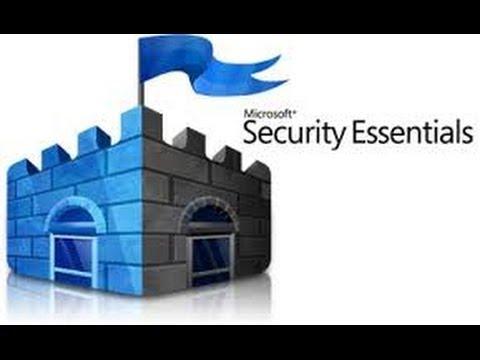 Test De Microsft Security Essential