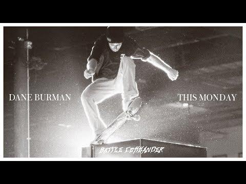 Coming Monday... Dane Burman's Battle Commander