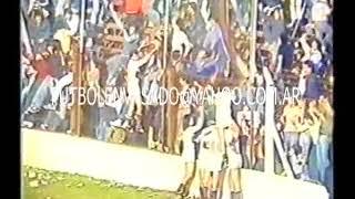 Platense vs Deportivo Español Torneo 1985 1986