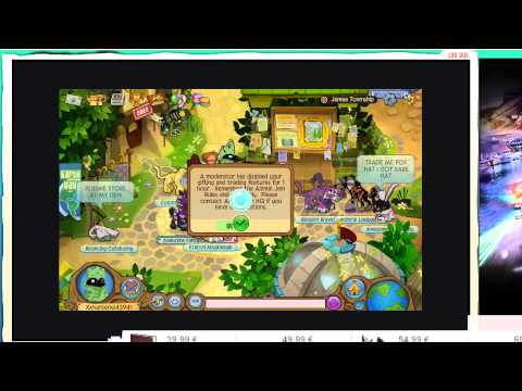 How To Be a Non Member Arctic wolf/ fox etc (Animal Jam)
