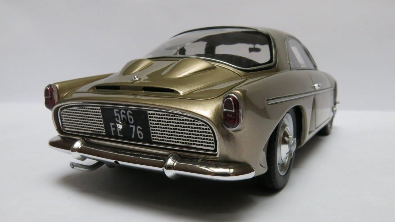 alpine renault a108 berlinette tour de france 1962 otto mobile models 1 18 ot100 youtube. Black Bedroom Furniture Sets. Home Design Ideas