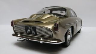 [►] Alpine Renault A108 Berlinette Tour de France │1962 ► OttO mobile models 1:18 [OT100]