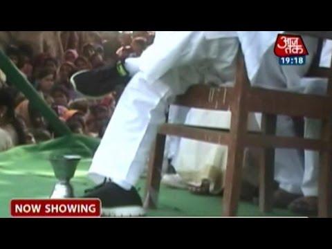 Lalu Prasad Yadav Stirs Of Yet Another Controversy