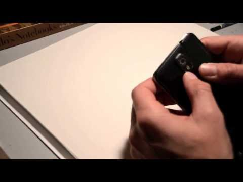 Replacing the Lens Cover-Camera Holder- Samsung Galaxy Note 3