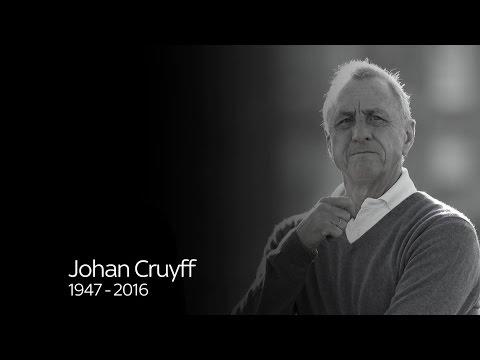 Величайшие футболисты  Йохан Кройф (Johan Cruyff ) 1080p