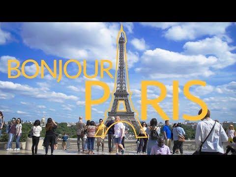 Bonjour Paris - ボンジュール パリ、フランス