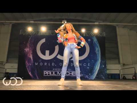 Dytto Barbie World of Dance Bay Area 2015/ Дитто барби гёрл!