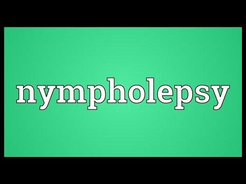 Header of nympholepsy