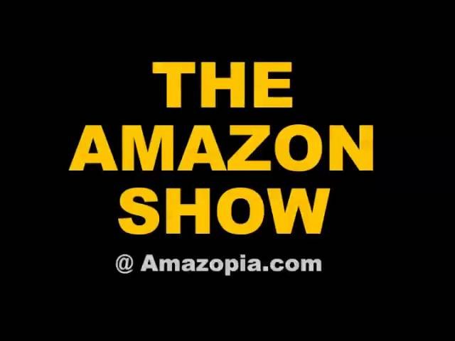 The Amazon Show, Episode 1 - Amazon.com and Kindle News