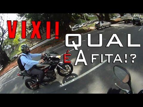 APERTADA MONSTRA! MOTO DESCONHECIDA - NEXT250 SÓ O CANO!