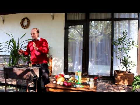 Как приготовить стейк из индейки - видео