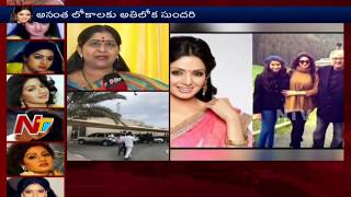 Actress Kavitha Expresses her Deepest Condolences to Sridevi