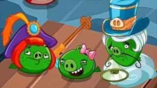 Angry Birds Epic: Bavarian Funfair Mini Piggies - Final BOSS Ringmaster