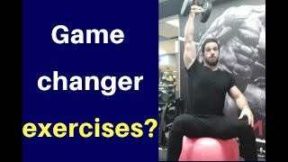 Exercises That Changed the Game for me! - (and a few tools)
