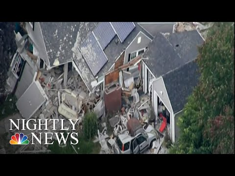 Families Forced To Evacuate To Shelters Face Uncertainty As Hurricane Florence | NBC Nightly News