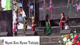 Fresno Hmong New Year 2018-Pageant Talent Round Up