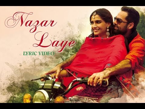 Raanjhanaa – Nazar Laye Official New Full Song Lyric Video feat Dhanush and Sonam Kapoor.