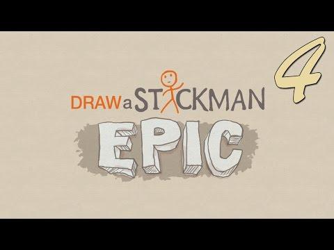 Zagrajmy w Draw A Stickam: EPIC odc.4 Koniec Gry