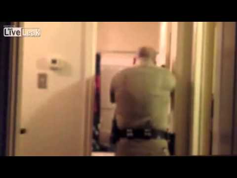 GRAPHIC: Police Brutality: Hidden Camera Footage Of Police Shooting Michael Blair