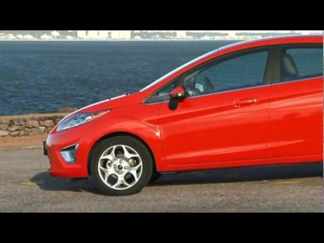 Vídeo de divulgação - New Fiesta Hatch 2012