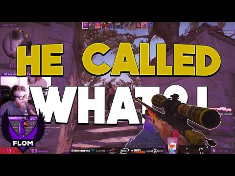 HE CALLED WHAT?! - Stream Highlights #212