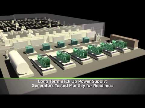 CenturyLink Technology Solutions Data Center