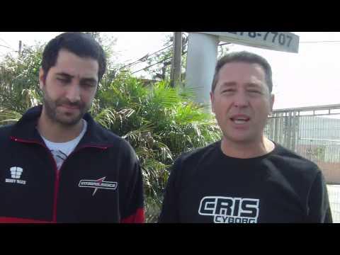 Rudimar Fedrigo apresenta os responsáveis pela Chute Boxe em SP