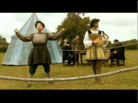 Horrible Histories - Field of the Cloth of Gold:- Henry VIII vs Francis I