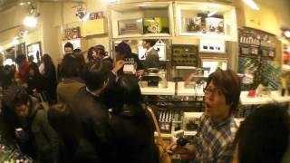 The Mijonju Show - Jingumae Opening Tokyo Lomography Store!