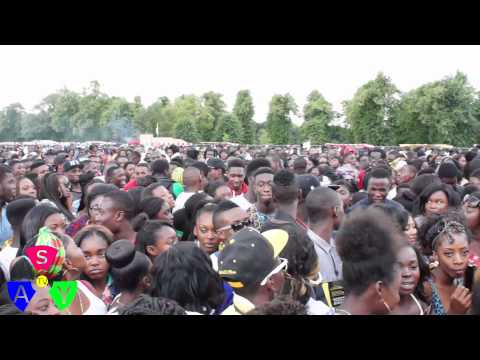 Ghana Party in the park full Length Video