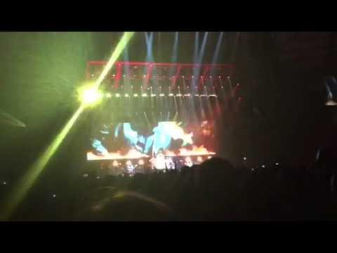 Black Sabbath Iron Man Live Tacoma Dome 2/6/2016
