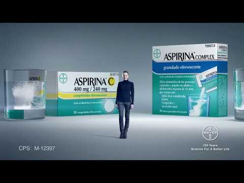Aspirina C - Aspirina Complex