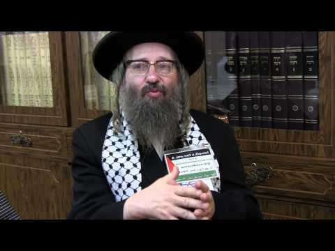 A message from Rabbi Weiss to the Arab people,  mp4