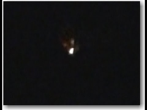 Multiple UFO's South Padre Island Tx 7-14-14