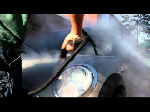 Multisteam auto stoom reinigen