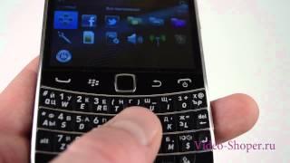 Видеообзор BlackBerry 9900