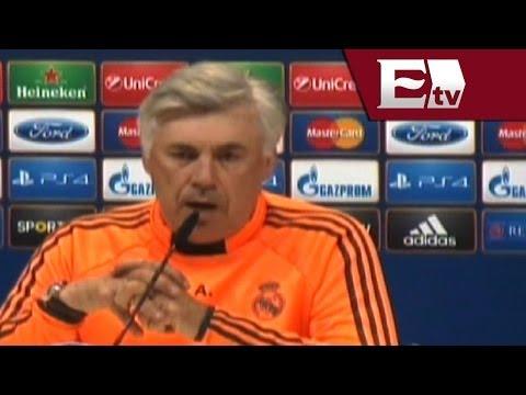 Ancelotti y Casillas elogian la calidad del Atlético de Madrid, rival en la final de la Champions