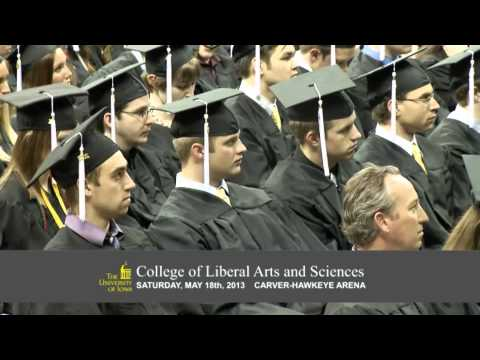 College of Liberal Arts and Sciences commencement part 2