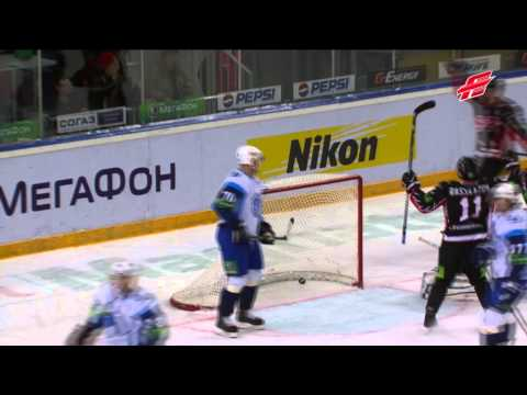 Авангард - Динамо Минск 7:2. Все голы