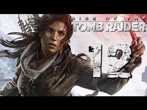 Прохождение Rise Of The Tomb Raider — Часть 12: Исследовательская база