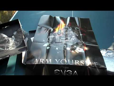 EVGA GeForce GTX 1060 3GB GAMING UNBOXING