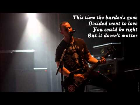 Mark Tremonti - Doesnt Matter