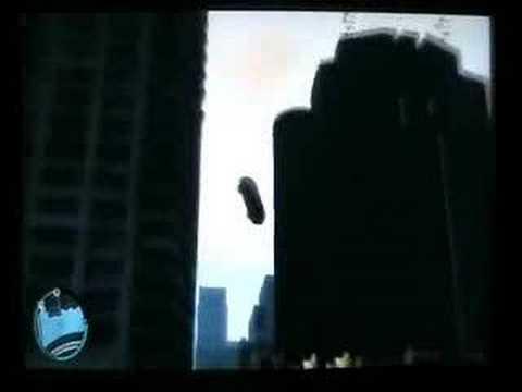GTA IV The Best Stunt Jump